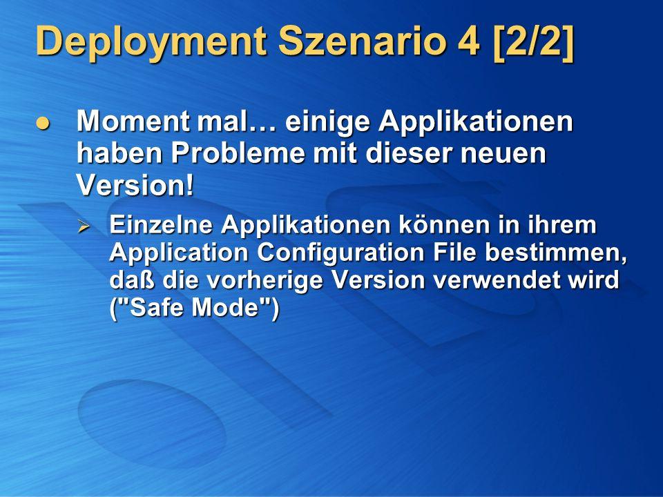 Deployment Szenario 4 [2/2]